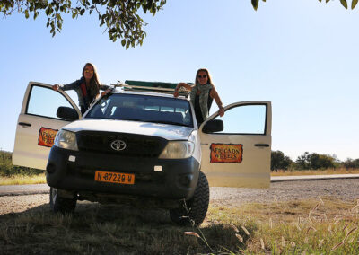 Africa On Wheels - 4x4 Car Hire in Namibia