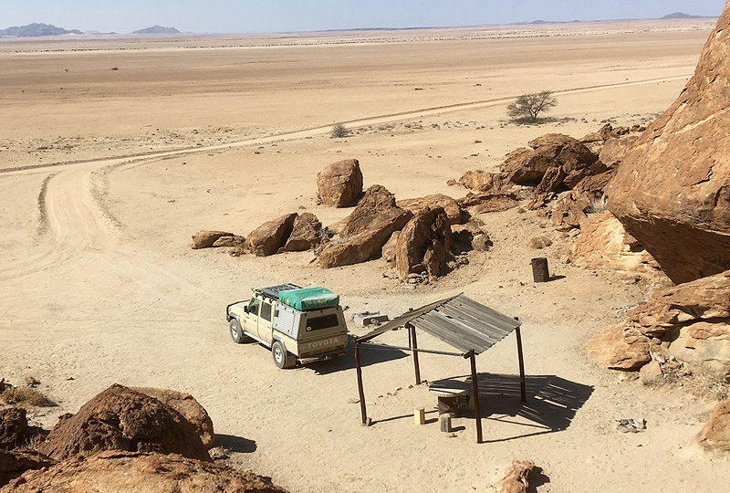 Africa on Wheels