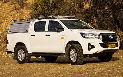 Toyota Hilux Double Cab 2.4L