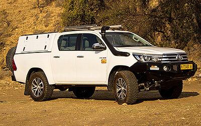 Toyota Hilux Double Cab 2.8L