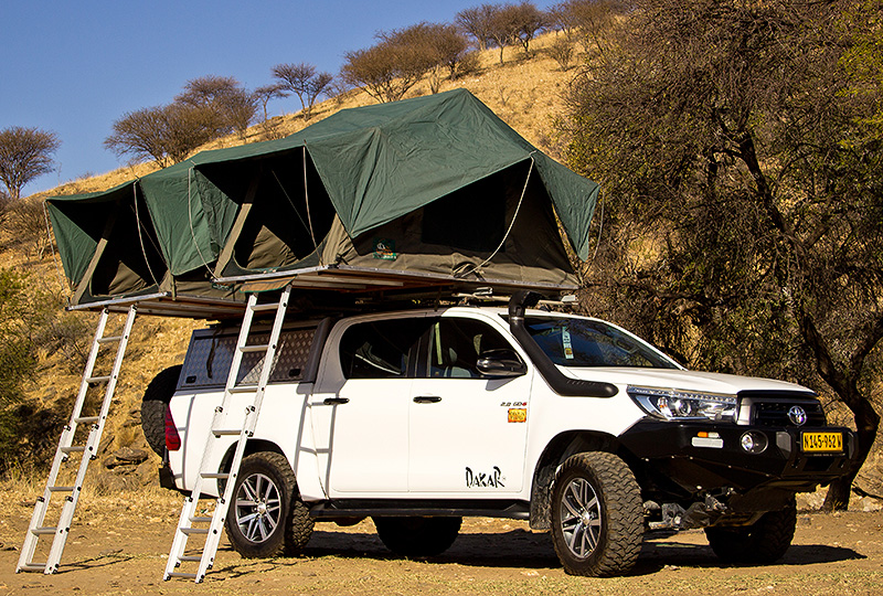 Africa on Wheels 4x4 - Car Hire in Namibia