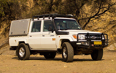 Toyota Land Cruiser HJ 79